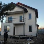 Дом из СИП панелей в Крыму