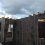 Устройство междуэтажного перекрытия по двутавровой балке