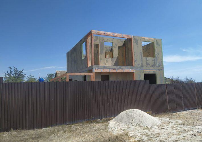 СИП дома в Феодосии