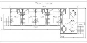 проект СИП гостиницы ГНК-21
