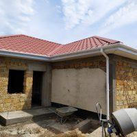 Реконструкция дома в ПГТ Кача
