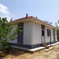 Отделка и конструктив дома из СИП в Севастополе