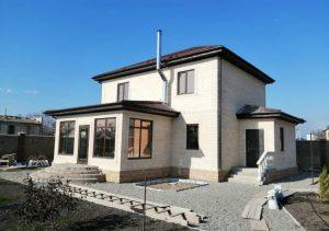 дом из сип панелей в Евпатории