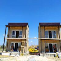 строительство мини гостиницы в Мирном