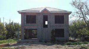 Каркасный дом в Крыму