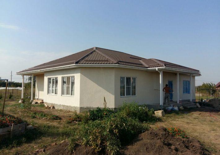 Отделка домов из СИП панелей