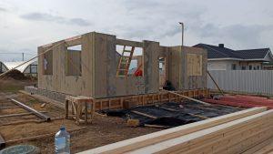 строительство дома из СИП