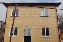 Построенный СИП дом в Симферополе