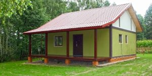 Строительство дачных домов в Крыму