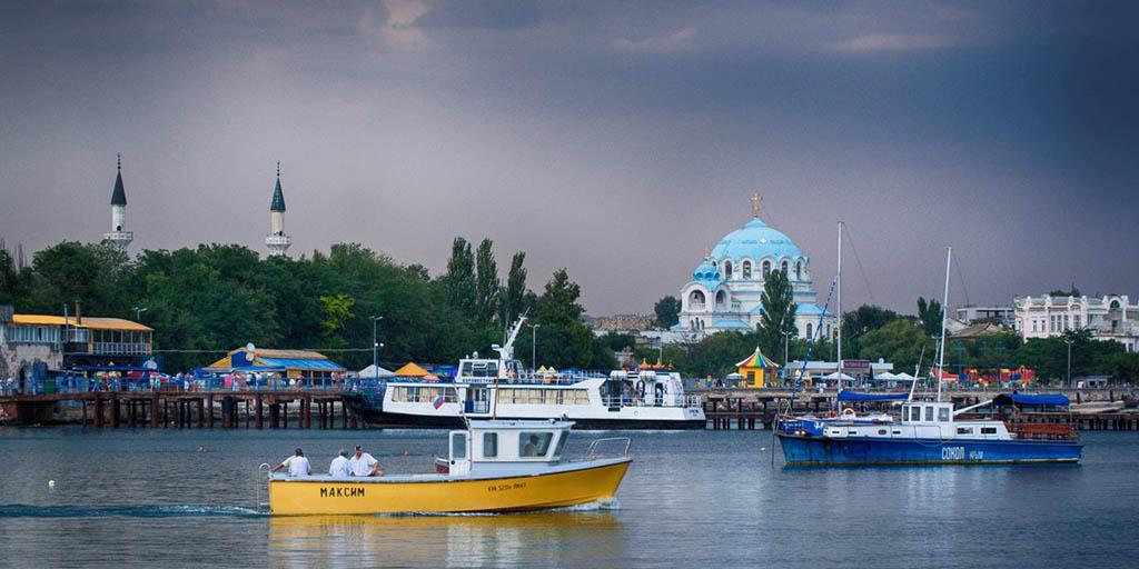 Евпатория в Крыму