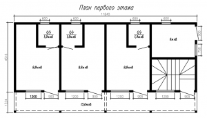Проект гостиницы из СИП панелей