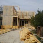 Строительство минигостиницы из СИП в Краснодарском крае
