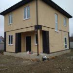 Отделка дома из СИП панелей в Крыму