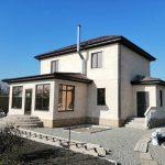 Отделка СИП дома в Евпатории