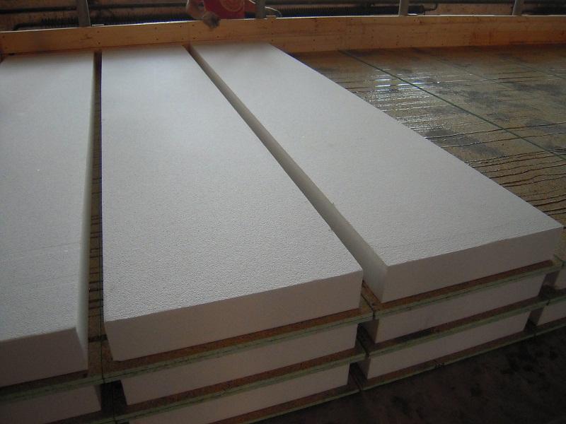 Производство домов из СИП-панелей
