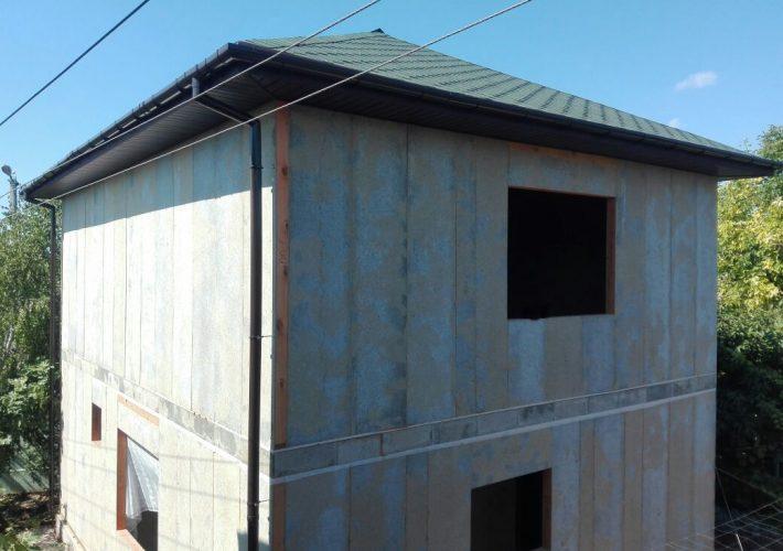 Построить СИП дом в Севастополе