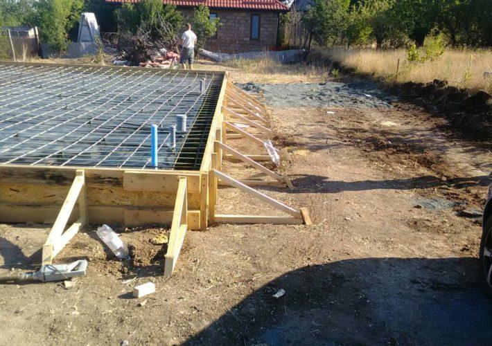 Строительство СИП дома в Симферополе