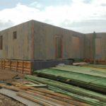 Cтроительство дома из СИП панелей
