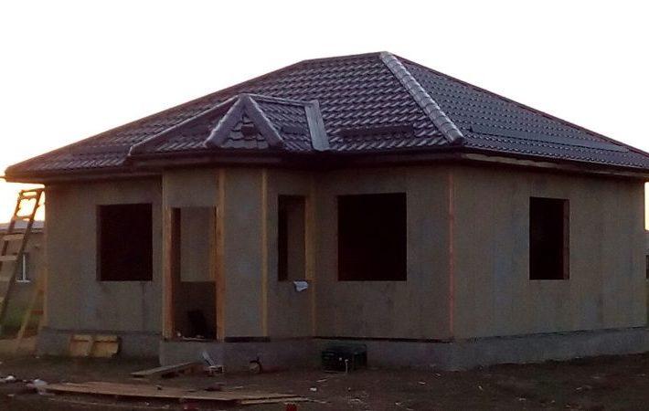Строительство домов в Крыму из СИП панелей