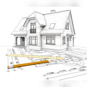 Планировка СИП дома